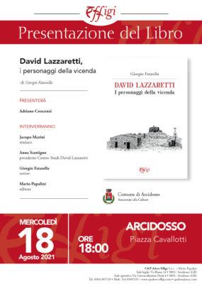 presentazione libro lazzaretti